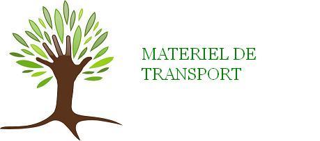Logo sans texte petit materiel de transport